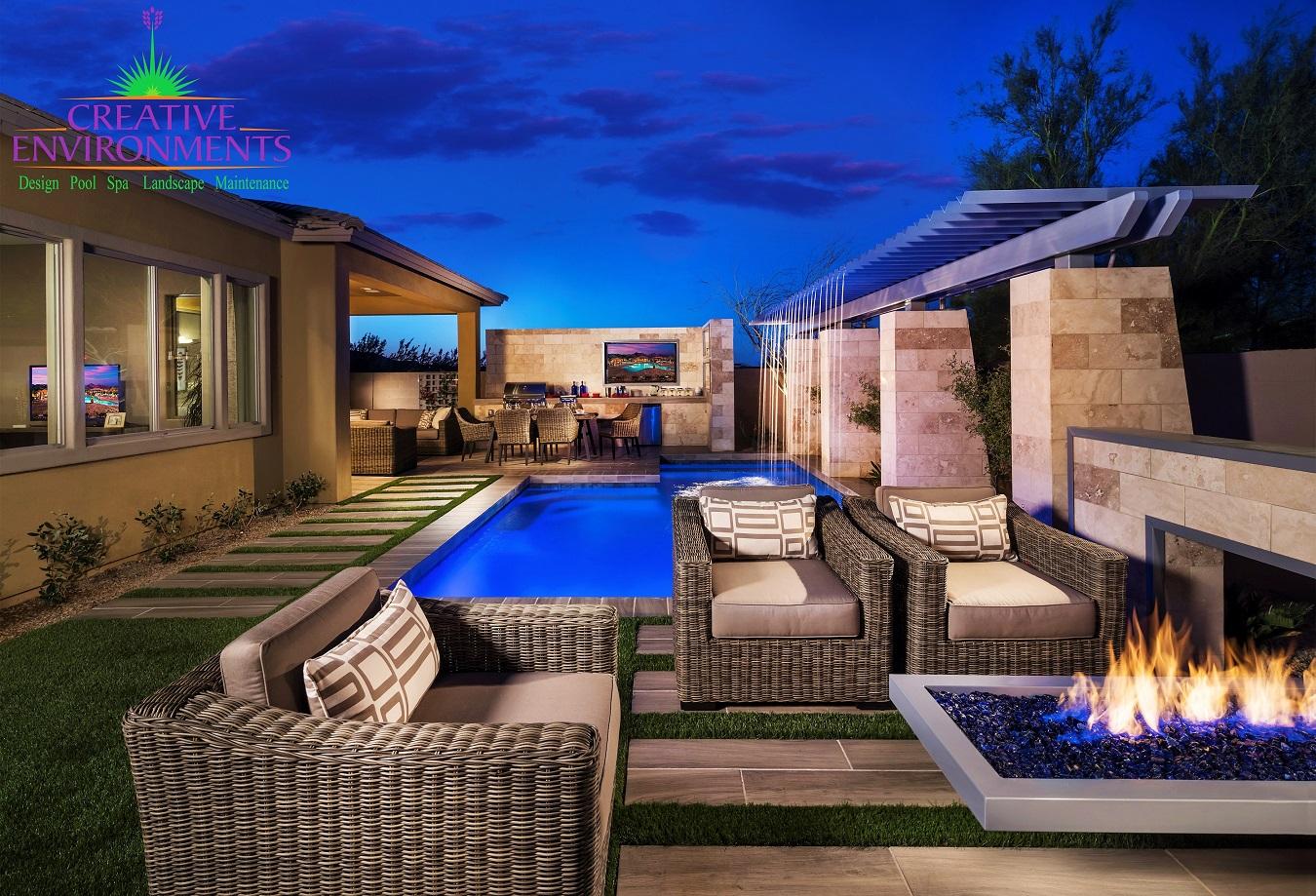 Windgate Model Pool