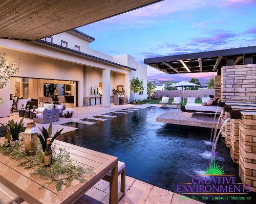 Landscape Design Consult And Build In Phoenix Arizona