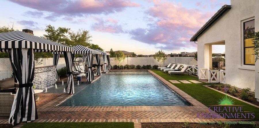 Pradera Modern Ranch Creative Environments Design Landscape (2)
